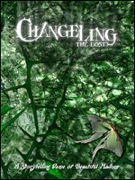 [Kaft van Changeling: The Lost]