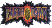 [Earthdawn logo]