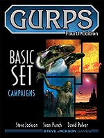 [Kaft van GURPS Basic Set: Campaigns]