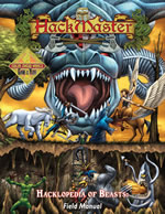 [Kaft van HackMaster Hacklopedia of Beasts: Field Manual]