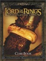 [Kaft van Lord of the Rings Roleplaying Game regelboek]